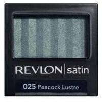 Тени для век Revlon - Luxurious Color Satin №025 Блестящий павлин