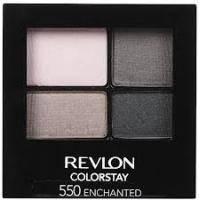 Revlon - Тени для глаз стойкие 16 часов - Colorstay 16 hour eyeshadow Quad - №550 Очарованный - 4.8 g