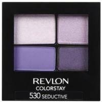 Revlon - Тени для глаз стойкие 16 часов - Colorstay 16 hour eyeshadow Quad - №530 Искушение - 4.8 g