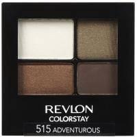 Тени для век cтойкие 16-часовые Revlon - Colorstay №515 Авантюрный