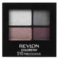 Revlon - Тени для глаз стойкие 16 часов - Colorstay 16 hour eyeshadow Quad - №510 Ранний - 4.8 g