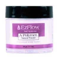 EzFlow - Полупрозрачная акриловая пудра A-Polymer Natural Acrylic Powder - 227 г