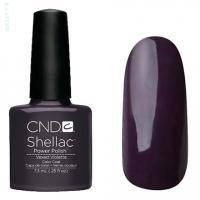 CND Shellac - Vexed Violette Гель-лак сиреневый, металлик №545 - 7.3 ml
