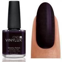 CND Vinylux - Лак для ногтей Regally Yours Тёмно-фиолетовый, перламутр №140 - 15 ml
