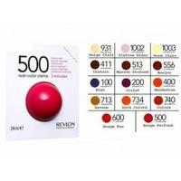 Тонирующий бальзам Revlon Professional - Nutri Color Creme №600 Fire Red/Огненно-Красный - 24 ml