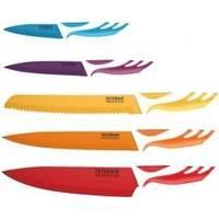Peterhof - Набор ножей с тефлоновым покрытием 5пр. (PH22330)