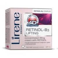 Lirene - Концентрированный крем-лифтинг с ретинолом, 55 + день / ночь - 50 ml