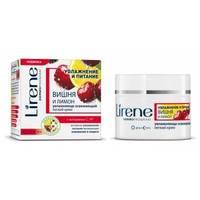 Lirene - Крем для лица Вишня и Лимон Увлажняющее-освежающий, легкий - 50 ml