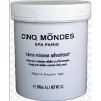Cinq Mondes - Slimming Udvartana Cream Крем для похудения Удвартана с противоотечным действием – 500 ml