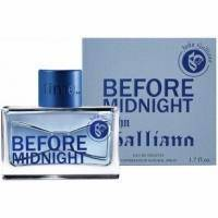John Galliano Before Midnight - туалетная вода - 50 ml