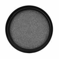 Max Factor - Тени для век 1-цветные устойчивые для сухого и влажного нанесения Wild Shadow Pots №060 Серебряно-серый - 2.7 g
