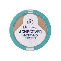 Dermacol Acnecover Пудра Компактная матирующая для проблемной кожи № 04 Honey - 11 gr (2331)