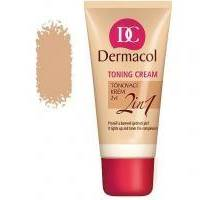Dermacol Toning Cream 2in1 Тональний крем легкий увлажняющий 2в1 Bronze - 30 ml (15638)