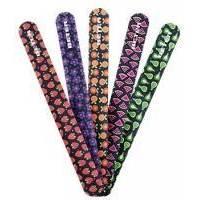Beter - Пилочка для ногтей с декором, стекловолокно - 17.5 см (16018)