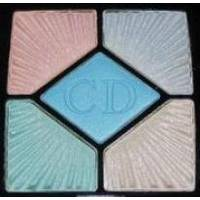 Тени для век Christian Dior - 5 Couleurs Eyeshadow Palette №224 Swimming Pool 2012 Collection TESTER