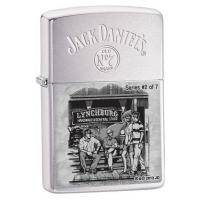 Зажигалка Zippo - Jack Daniels-Scenes from Lynchburg (28737)