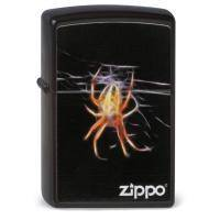 Зажигалка Zippo - Yellow Spider (218.439)