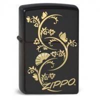 Зажигалка Zippo - Floral Fun (218.907)