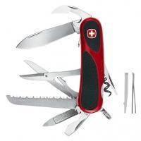 Wenger - Армейский нож Evogrip подарочная коробка (арт. 1.17.59.821Х- metal box)
