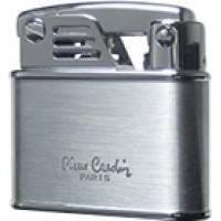 Pierre Cardin - Зажигалка газовая кремниевая хром (арт. MFH-105B-04)