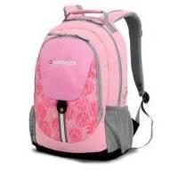 Wenger - Рюкзак школьный (для девочки) розовый 32 х 14 х 45 см объем 22 л (арт. 31268415)