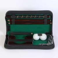 Z.F.Golf - Набор для гольфа в кожаном кейсе (A-9921B-2)