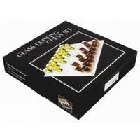 Настольная игра - Шахматы Duke на стеклянной доске (арт. CDJ04F)