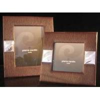 Pierre Cardin - Рамка для фото Chatelet 13 X 13 см кожа коричневая (арт. PCCH23Q/3PM)