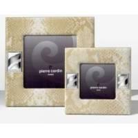 Pierre Cardin - Рамка для фото Chatelrt 13 x 13 см кожа змея песочного цвета (арт. PCCH23Q/3PS)