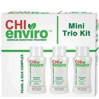 CHI Enviro Mini Trio Kit - Набор для домашнего ухода за волосами (арт. CHK1031)