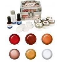 ibd - Dream Gels Gel Polish Kit - набор гелей-лаков Сказочные гели
