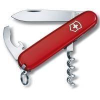 Складной нож Victorinox - Waiter - 84 мм, 9 функций красный (0.3303)