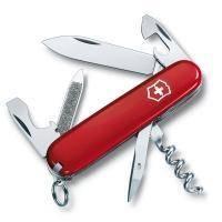Складной нож Victorinox - Sportsman - 84 мм, 13 функций красный (0.3803)