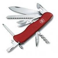 Складной нож Victorinox - Outrider - 111 мм, 14 функций нейлон красный (0.9023)