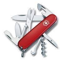 Складной нож Victorinox - Climber - 91 мм, 14 функций красный (1.3703)
