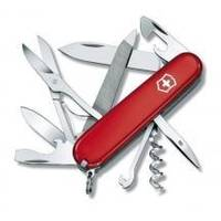 Складной нож Victorinox - Mountaineer - 91 мм, 18 функций красный (1.3743)