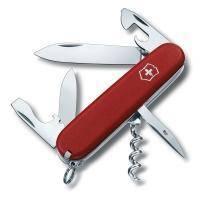 Складной нож Victorinox - EcoLine Spartan - 91 мм, 12 функций нейлон красный (3.3603)