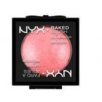 NYX - Запеченные румяна Baked Blush Spanish Rose BBL07 - 6.5 g