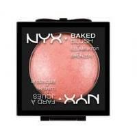NYX - Запеченные румяна Baked Blush Journey BBL09 - 6.5 g