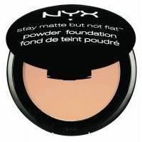 NYX - Матирующая пудра Stay Matte But Not Flat Nude SMP02 - 7.5 g