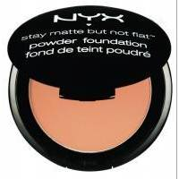 NYX - Матирующая пудра Stay Matte But Not Flat Soft Beige SMP05 - 7.5 g