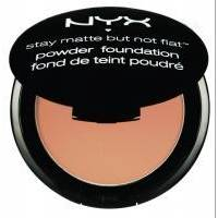 NYX - Матирующая пудра Stay Matte But Not Flat Golden Beige SMP08 - 7.5 g