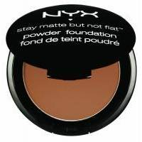 NYX - Матирующая пудра Stay Matte But Not Flat Nutmeg SMP14 - 7.5 g