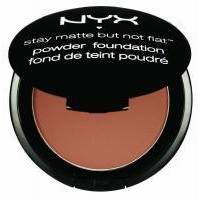 NYX - Матирующая пудра Stay Matte But Not Flat Cocoa SMP19 - 7.5 g