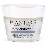 Planters - Крем для лица антивозрастной интенсивное увлажнение с гиалуроновой кислотой Hyaluronic Acid - 50 ml