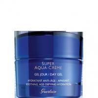 Крем-гель для лица дневной увлажняющий Guerlain - Super Aqua Day Creme Gel Fraicheur Jour - 50ml