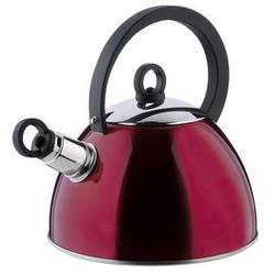 Vinzer -  Чайник BORDO - нержавеющая сталь, 2,5 л, свисток (арт. 69011)