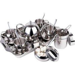 Vinzer - Кофейный / Чайный набор DOLCEVITA - нержавеющая сталь, 21 предмет (арт. 89175)