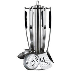 Vinzer -  Кухонный набор - 7 предметов, стойка из нержавеющей стали (арт. 89192)