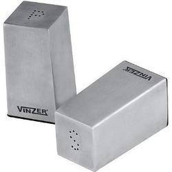 Vinzer -  Солонка и перечница - нержавеющая сталь (арт. 69204)